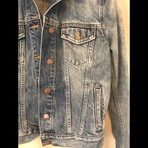 Gap Denim 1969 Jacket size XS